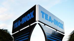 Insegna Tea-Inox