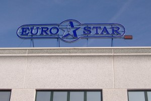 Insegna Eurostar